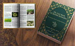 "The forgotten power of plants (""the lost book of herbal remedies"")"